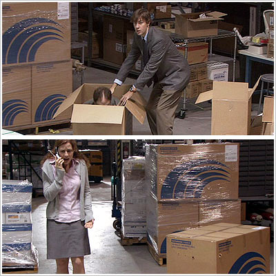 The Office | (''The Alliance,'' Season 1, Episode 4) What do you do when there are rumors of downsizing in your office? If you're Dwight Schrute (Rainn Wilson),…