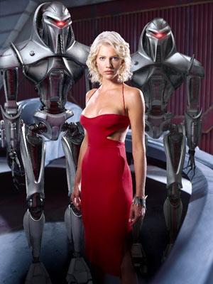 Tricia Helfer, Battlestar Galactica
