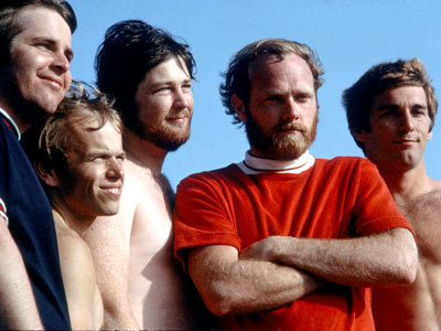 The Beach Boys | The Beach Boys Psychedelia was looming, but the West Coast's favorite sons were content to keep singing about cars and girls. And why not, when…