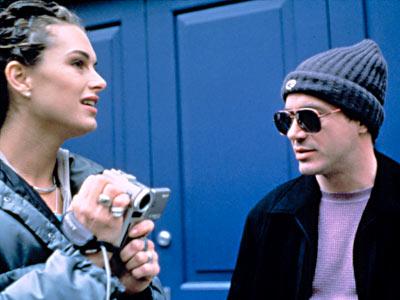 Brooke Shields, Robert Downey Jr., ...