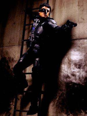 Said Taghmaoui, G.I. Joe: The Rise of Cobra