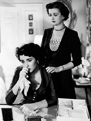 Joan Bennett, Elizabeth Taylor, ...