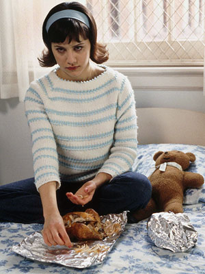 Brittany Murphy, Girl, Interrupted