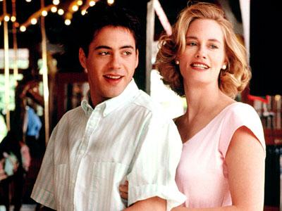 Cybill Shepherd, Robert Downey Jr., ...