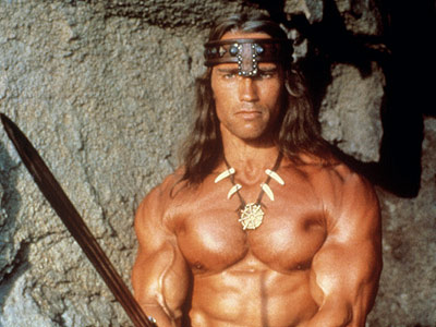 Conan the Barbarian, Arnold Schwarzenegger | Conan the Barbarian (1982) There's just something about that movie. The epic feel, the adventure, the philosophy, the performances, the odd mix of fantasy and…