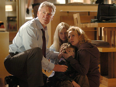 Harrison Ford, Virginia Madsen, ...