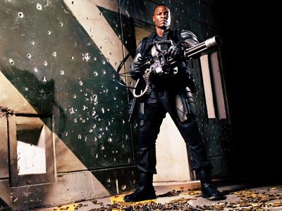 G.I. Joe: The Rise of Cobra, Adewale Akinnuoye-Agbaje