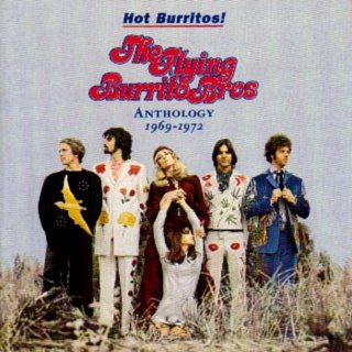 22. THE DEFINITIVE COLLECTION The Flying Burrito Brothers After Gram Parsons and Chris Hillman left the Byrds, they went even country-er...not a move designed to…