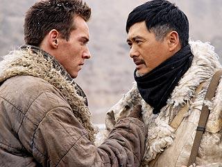Chow Yun-Fat, Jonathan Rhys Meyers, ...