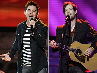 David Cook, David Archuleta, ...