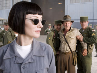 Harrison Ford, Cate Blanchett, ...