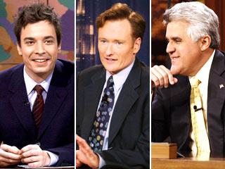 Jay Leno, Conan O'Brien, ...