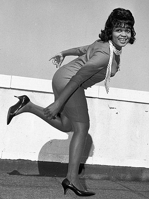 Little Eva ''I know you're gonna like it if you give it a chance now,'' the li'l lady promised, so winsomely she might have been…
