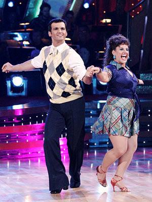 Marissa Jaret Winokur, Dancing With the Stars, ...