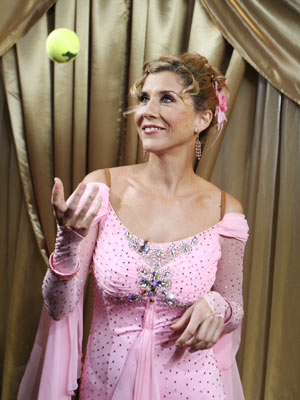 Monica Seles, Dancing With the Stars, ...