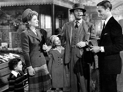 Greer Garson, Walter Pidgeon, ...