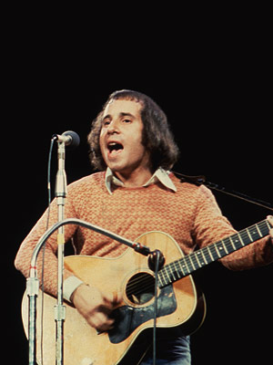 Paul Simon | Paul Simon The deadpan-puss who gave us ''A Hazy Shade of Winter'' proved just as adept at sunniness when he set his photographic memory to…