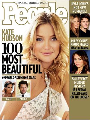 Kate Hudson, People