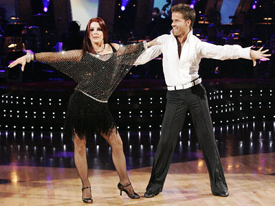 Priscilla Presley, Dancing With the Stars, ...
