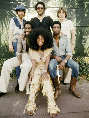 Chaka Khan | Rufus If songwriter Stevie Wonder's slinky, descending chord progressions, the band's just-off-the-beat rhythm, and Chaka Khan's barely controlled contralto (with vocoder interludes!) aren't the sound…