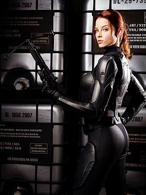 Rachel Nichols, G.I. Joe: The Rise of Cobra