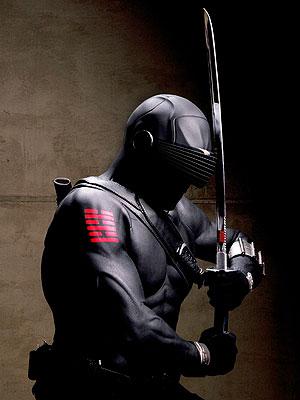 Ray Park, G.I. Joe: The Rise of Cobra