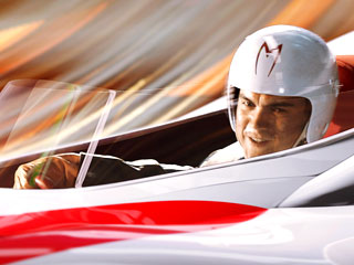 Emile Hirsch, Speed Racer