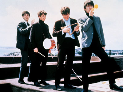 The Beatles | The Beatles It might be the best-recognized chord in history, that anticipatory G-sustained fourth that opens the song we most associate with Beatlemania. Fortunately, the…