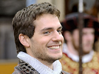 Henry Cavill, The Tudors
