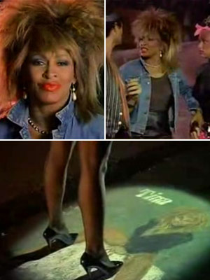 Tina Turner | Tina Turner All you need is lust. And great legs.