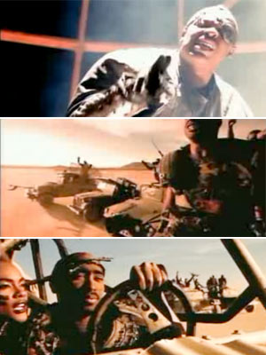 Dr. Dre, Tupac Shakur | Tupac Shakur and Dr. Dre From the addictive vocodered chorus to the high-concept Mad Max -style video, the song would likely have been a hit…
