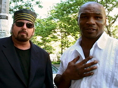Mike Tyson, James Toback, ...