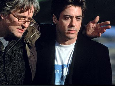Michael Douglas, Robert Downey Jr., ...