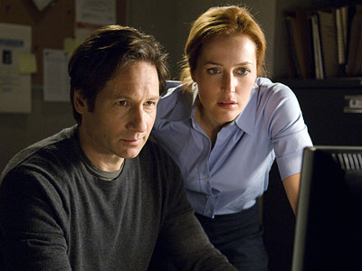 David Duchovny, The X-Files, ...