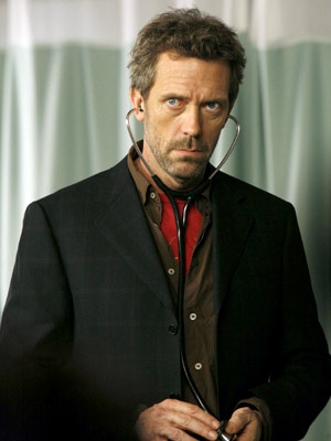 ''Idiots are fun; no wonder every village wants one.'' Dr. Gregory House (Hugh Laurie), House Submitted by bono