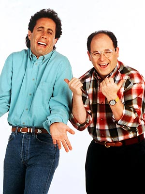 Jerry Seinfeld, Jason Alexander, ... | Sidekick to: Jerry Seinfeld Seinfeld (1990-98) Loyal. Dependable. Generous. These words describe the finest sidekicks. They do not describe George Costanza. Jerry's pal was known…