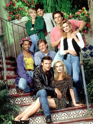 Melrose Place | MELROSE PLACE PREMIERED July 8, 1992 THE SCOOP Who says folks won't stay home to watch a steamy soap opera in balmy weather? Back in…