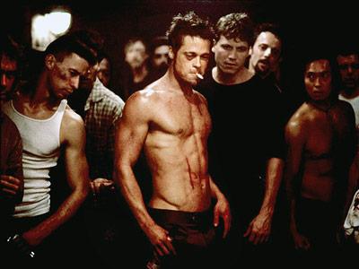 Brad Pitt, Fight Club