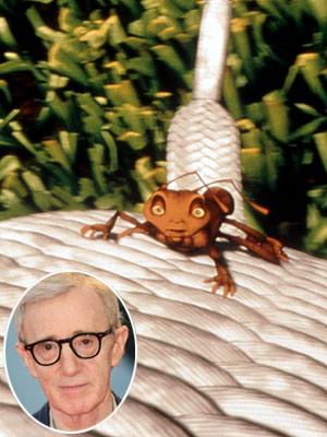 Woody Allen, Antz
