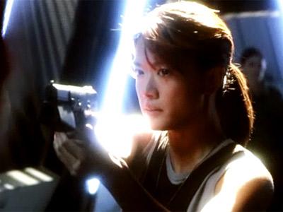 Grace Park, Battlestar Galactica