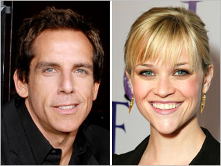 Ben Stiller, Reese Witherspoon