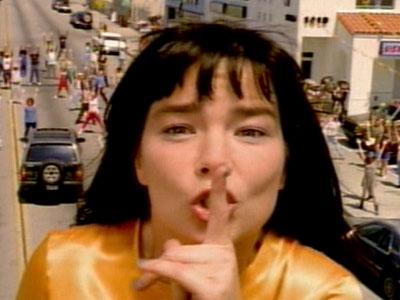 Björk, It's Oh So Quiet