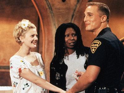 Drew Barrymore, Whoopi Goldberg, ...