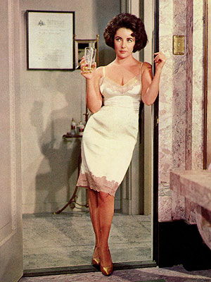 Butterfield 8, Elizabeth Taylor   ''Mama, face it, I was the slut of all time,'' says Taylor's Gloria Wandrous: Talk about playing to audience pre-conceptions. The homewrecker-to-the-stars was cast as…