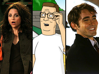King of the Hill, Pushing Daisies, ...