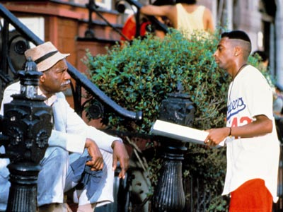 Spike Lee, Ossie Davis, ...