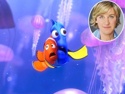 Ellen DeGeneres, Finding Nemo
