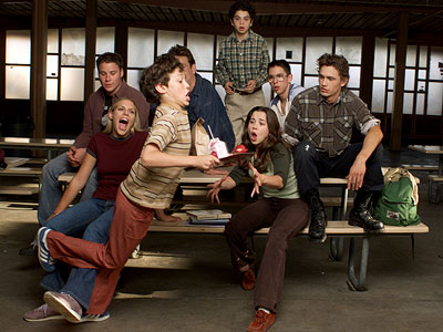Freaks and Geeks | It would be impossible to just pick one of the kids from William McKinley High School, as they all pretty much embodied outcasts. From stoner…
