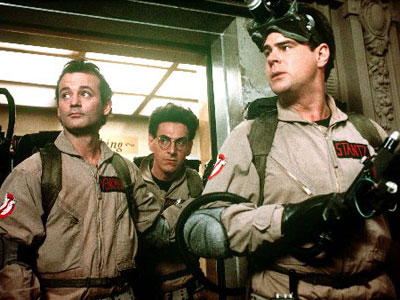 Bill Murray, Dan Aykroyd, ...