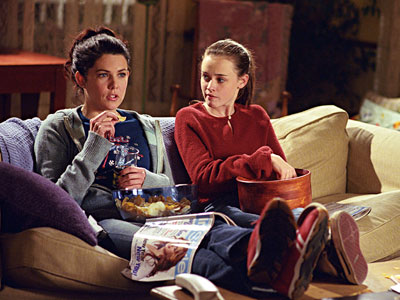 Alexis Bledel, Lauren Graham, ...